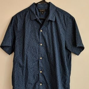 "Men's Short-sleeve ""Tropical"" Shirt"